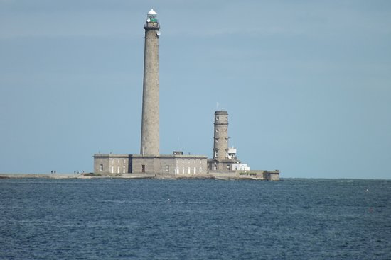 Gatteville-le-Phare, France: Le phare vu depuis BARFLEUR