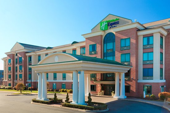 holiday inn express stirling reviews