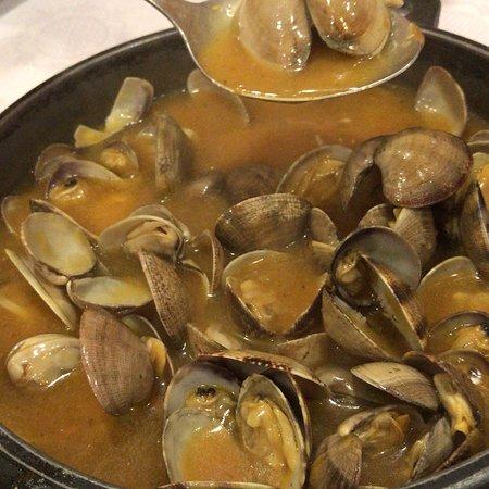 Roxos, Spain: Restaurante O'desvio