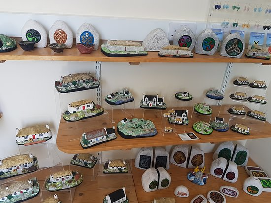 Coll Pottery Craft Centre
