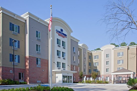 Candlewood Suites Houston, The Woodlands : Exterior