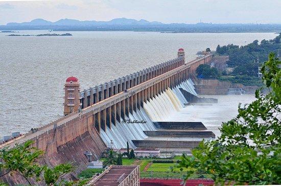 Hospet, India: Tungabhadra Dam