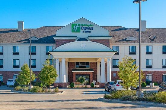 holiday inn express hotel suites lafayette east 124. Black Bedroom Furniture Sets. Home Design Ideas