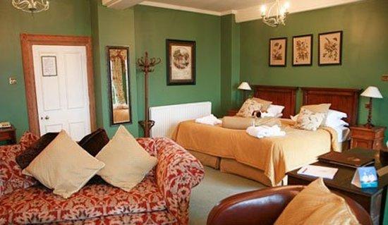 Llanwddyn, UK: Guest room