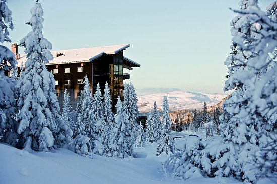 Copperhill Mountain Lodge