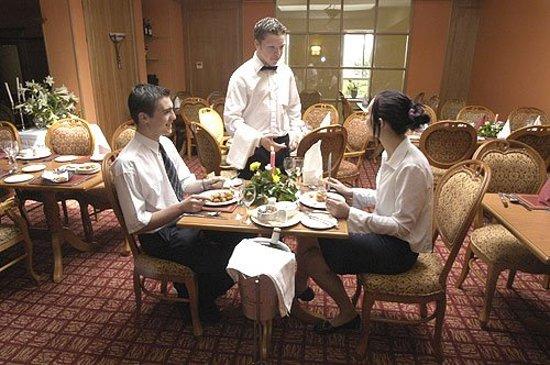 Bush Hotel: Restaurant