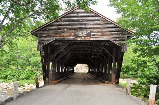 Albany, Νιού Χάμσαϊρ: 1858 Swift River
