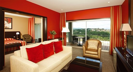 Hotel Casino Chaves : Suite