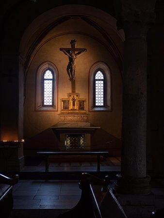 Cattedrale di San Giusto Martire: side chapel