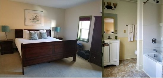 Princess Anne, MD: Guest room
