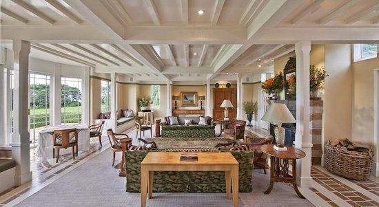 Wharekauhau Country Estate: Guest room