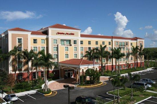 Hampton Inn & Suites Ft Lauderdale / Miramar