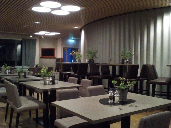 Tjome Municipality, النرويج: SALLE DU RESTAURANT