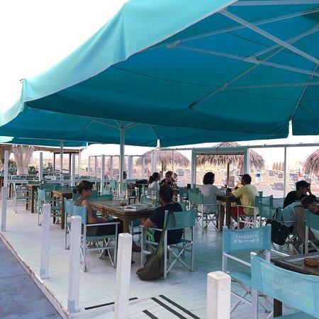 Ristorante Del Tangaroa Beach Milano Marittima Restaurant
