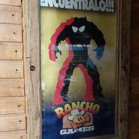 Chicureo, Cile: Tiene sala de juegos electrónicos