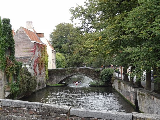 In Bruges Events - Day Tours: Classic shot of the Belgian canals