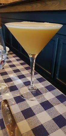 Drogheda, Ireland: Pornstar Martini - delicious cocktail
