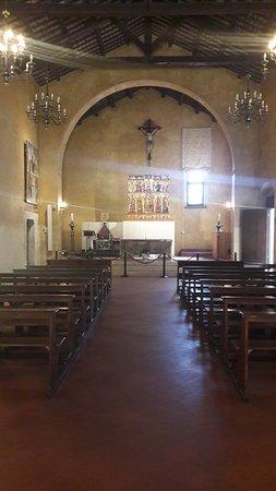 Torre di Palme, Italia: La chiesa