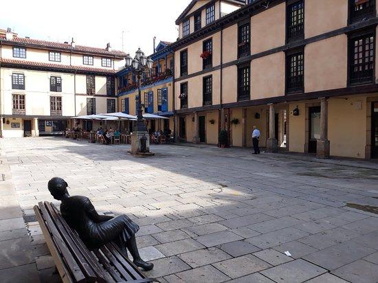 Plaza del Fontán: Plaza del Fontan