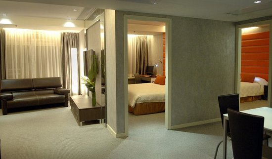 Cosmo Hotel Hong Kong: Suite
