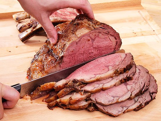Canyon River Grill: Our herb crusted Prime Rib is always a hit, be sure to ask when it's available.