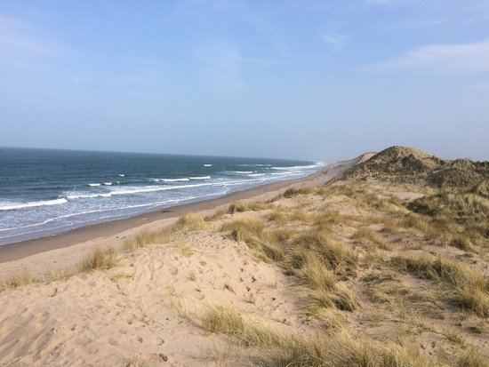 Swinton, UK: We are in an area of beautiful beaches along the Northumbrian and Scottish coast