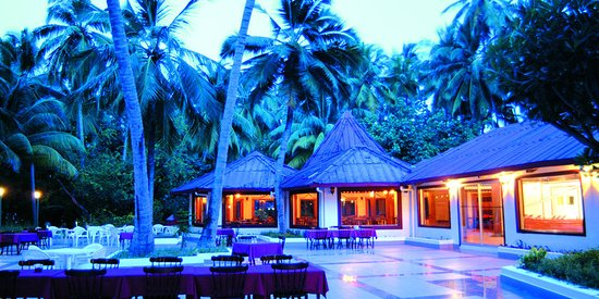 Biyaadhoo Island: Restaurant