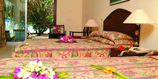 Biyaadhoo Island: Guest room