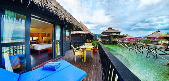 Пулау-Гая, Малайзия: Guest room