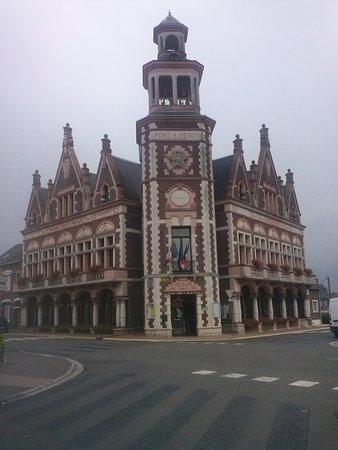 Mairie de Pont-a-Vendin