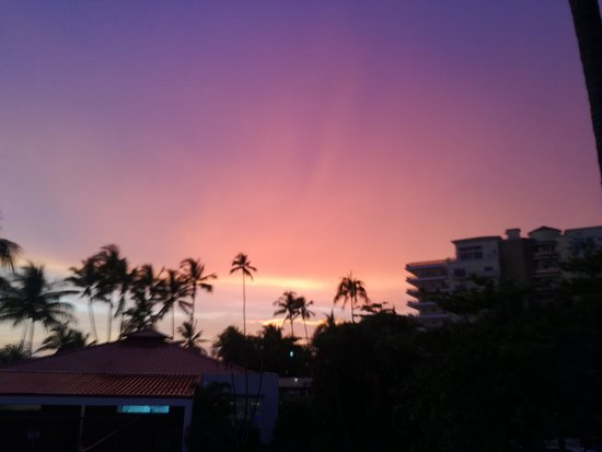 Best Western Jaco Beach All Inclusive Resort: Atardecer en Best wester Jaco