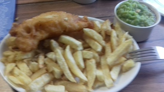 Park RD Fish and Chip Shop-bild