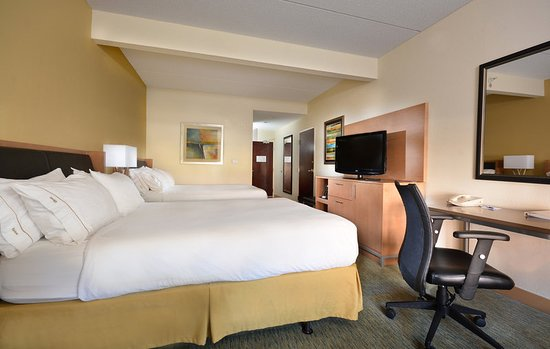 Holiday Inn Express & Suites High Point South: Guest room