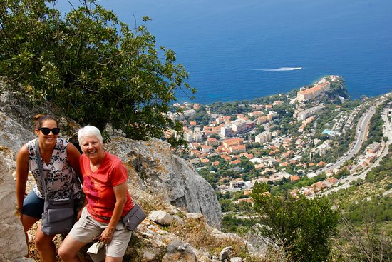 French Riviera Guides: Overlook of Monaco