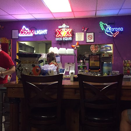 El Zarape Mexican Restaurant - Imperial, CA