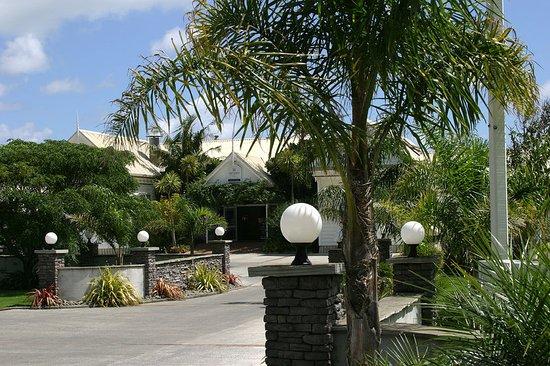 Omapere, New Zealand: Exterior