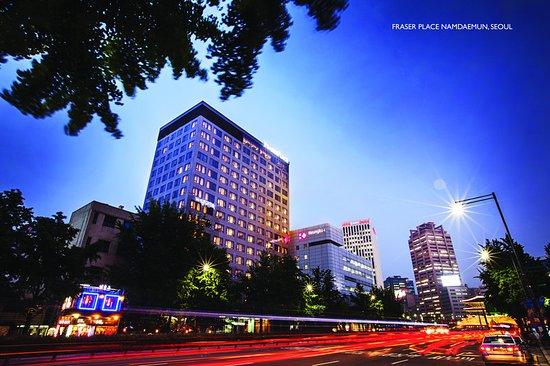 Fraser Place Namdaemun Seoul