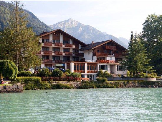 Boenigen, Swiss: Exterior