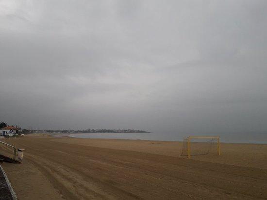 Trés belle plage