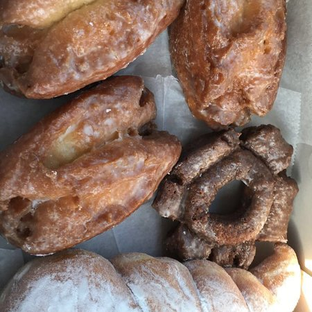 Top 5 best donuts in SD