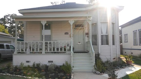 "You'll relax and restore in this charming 1850's home in ""old town"" Galt"
