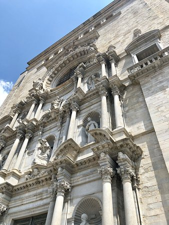 Beautiful Architecture Of The Cathedral Picture Of Placa De La