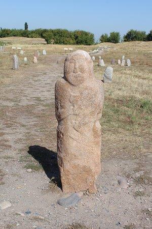 Tokmok, جمهورية قرغيزستان: Balbas Statue