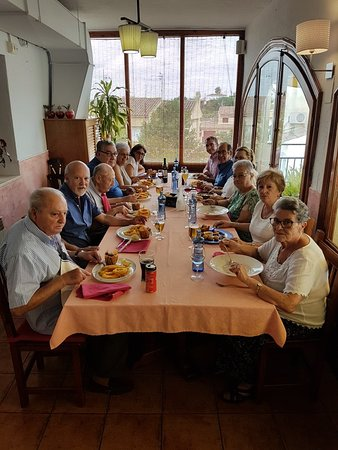 Albinyana, Spanje: Restaurant Novus La Papiola