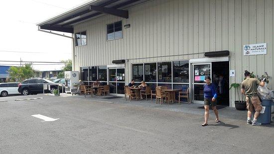 Island Naturals Market and Deli Kailua Kona: Outer View