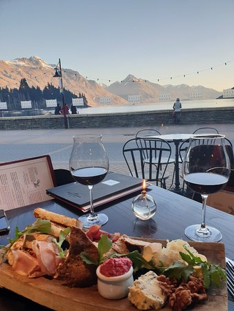 Top-notch restaurant of Queenstown
