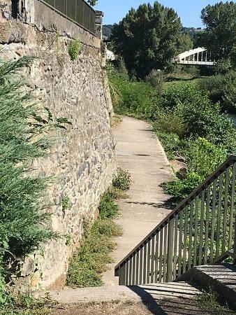 Langeac, Francja: Vue