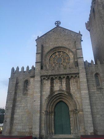 Leça do Bailio, Portugal: Igreja do Mosteiro de Leça do Balio em Portugal.
