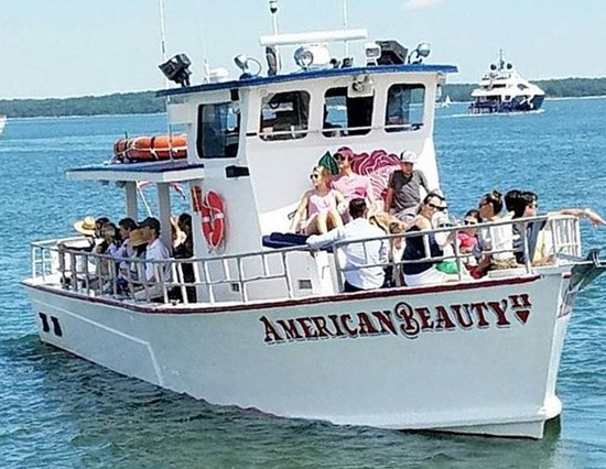 American Beauty Cruises & Charters