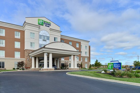 holiday inn express suites terre haute 99 1 0 9. Black Bedroom Furniture Sets. Home Design Ideas
